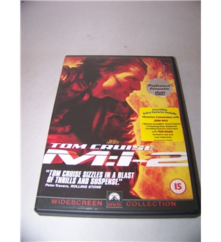 M:I-2 (Mission: Impossible 2 [2000] [DVD] 15