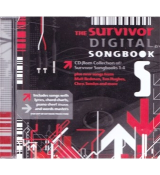 The Survivor Digital Songbook Collection 1 - 4