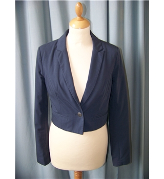 Only - Size: 34 - Blue - Casual jacket / coat