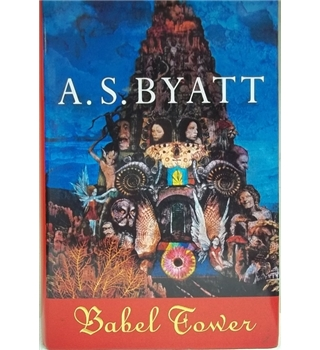 Babel Tower- First Edition, First Printing
