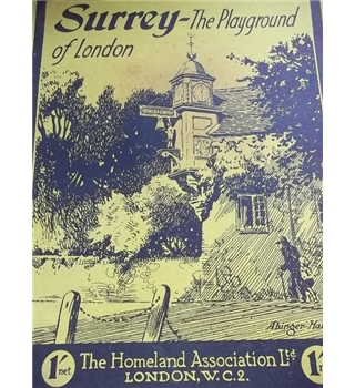The Homeland Association London,1928- First Edition