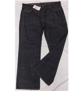 "NWT M&S - Size: 40"" waist - Navy - Boot fit Jeans"