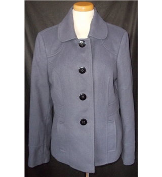 Marks and Spencer size 10 plum jacket