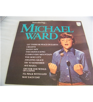 introducing ... michael ward - 6308 189
