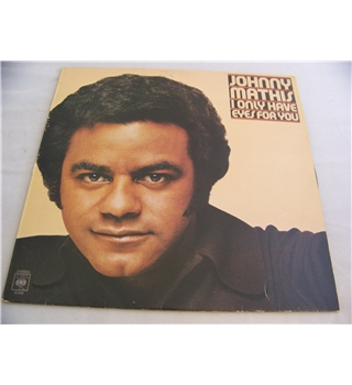 i only have eyes for you johnny mathis - 81329