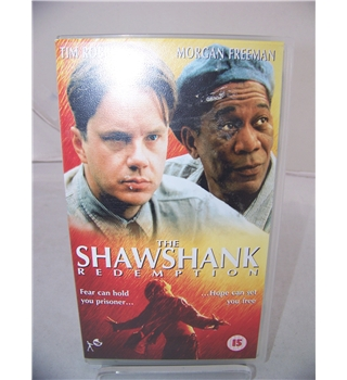 The Shawshank Redemption [VHS] [1995] 15