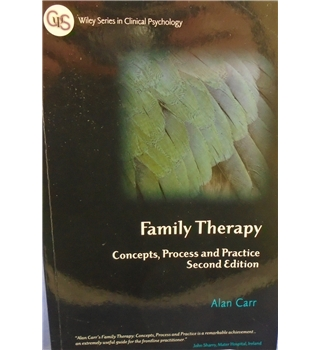 Family Therapy: Concepts, Process and Practice