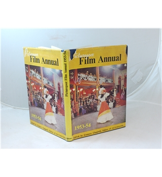 Picturegoer Film Annual 1953-54 edited Connery Chappell unclipped dustjacket Odhams Press 1953
