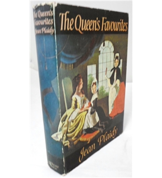 The Queen's Favourites. First Edition. Signed by Author