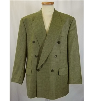 Alba Moda - Size: L - Green & black - Jacket