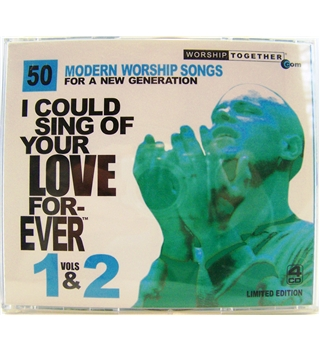 I Could Sing Of Your Love Forever Vols 1 & 2