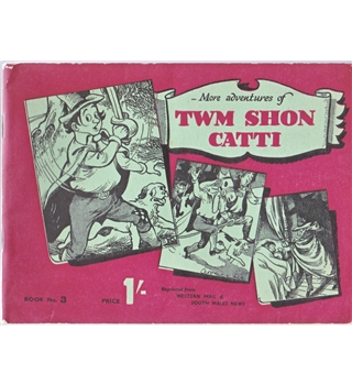 More Adventures of TWM Shon Catti and Bob Tail Tim - Christmas Follies - Book 3