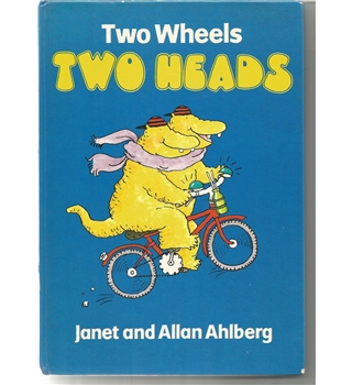 Two wheels, two heads