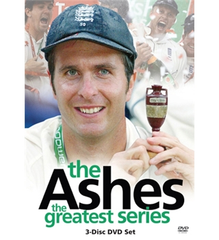 The Ashes - The greates series - summer 2005 E
