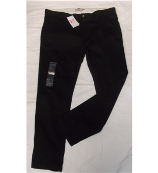 "NWOT M&S Collection size 40"" waist black trousers"