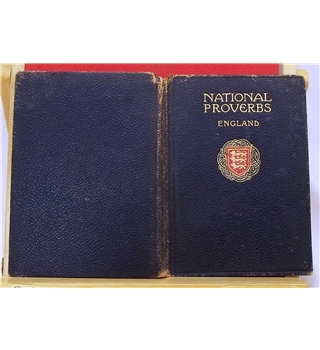 National Proverbs England.
