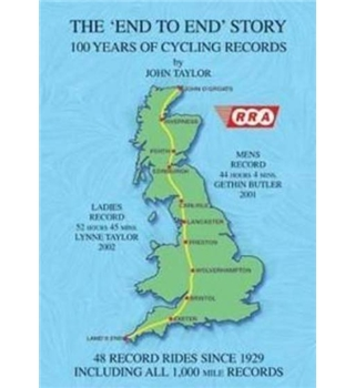 The 'end to end' story - A century of cycle record-breaking