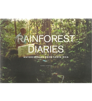 Rainforest Diaries: Watercolours from Costa Rica