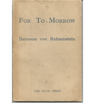 For To-Morrow