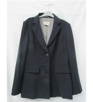 Country Road - Size: M - Black - Single breasted jacket