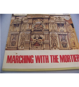 "marching with the mortier david barlow on the Mortier Organ - seg 8497 7"" EP single"