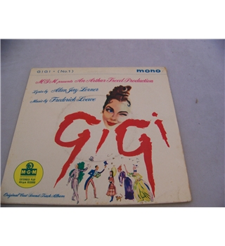 "gigi (No. 1) various - mgm - ep - 735 7"" EP single"