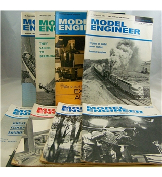 Model Engineer Magazine 1964