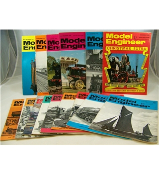 Model Engineer Magazine 1968