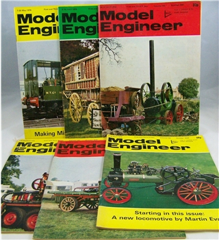 Model Engineer Magazine 1976