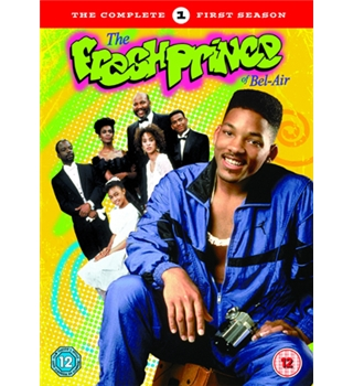 The fresh prince of Bel Air - The complete first season 12