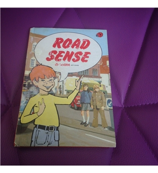 Road Sense - Ladybird Book