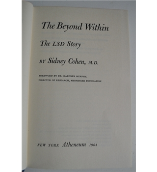 The Beyond Within - The LSD Story
