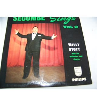 "secombe sings vol 2 harry secombe - bbe 12341 7"" EP single"