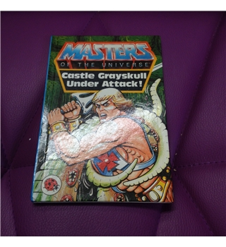 Masters of the Universe - Castle Grayskull Under Attack!