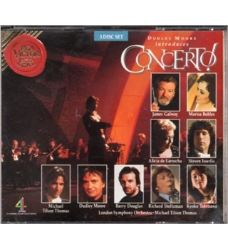 Dudley Moore introduces Concerto!         Various musicians