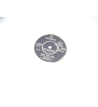 "More than Love Ken Dodd (7"" single) - db 7976"