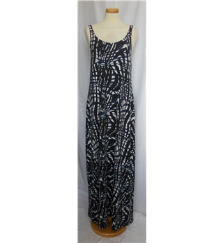 "H&M size 32"" bust multi-coloured sleeveless long dress"