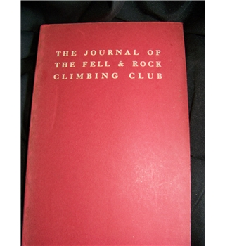 The Journal of the Fell & Rock Climbing Club, 1951, Vol XVI (No 1)