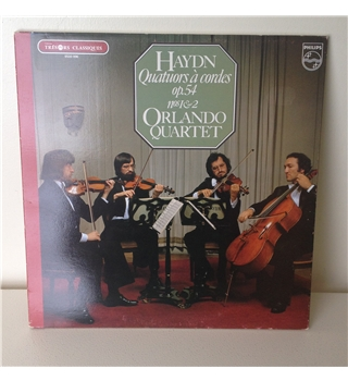 Haydn 2 LP Lot Joseph Haydn - 9500 996,  2535 442