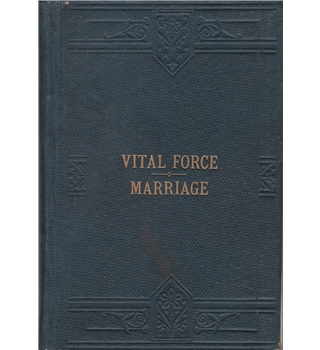 Vital Force  - Marriage