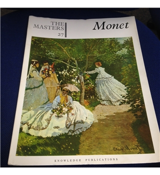 The Masters 27 - Monet