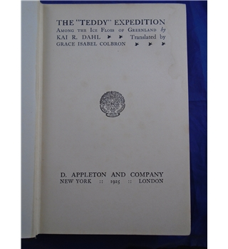 "The ""Teddy"" Expedition"