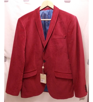Claudio Lugli Men's jacket red size L
