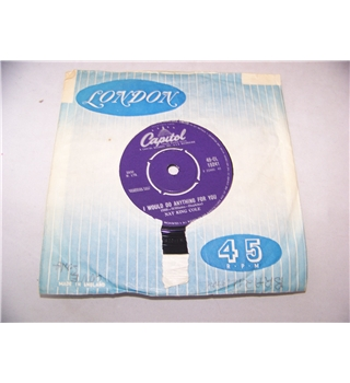 "Brazilian love Song Nat ""King"" Cole (7"" single) - 45 - cl 15241"