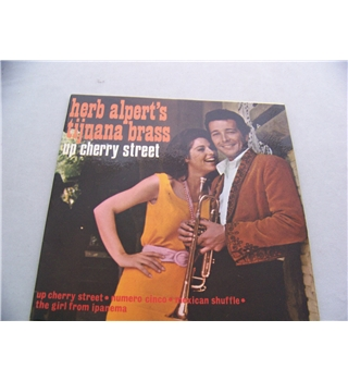 "up cherry street herb alpert's tijuana brass (7"" EP single) - ame. 841"