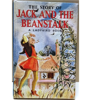 The Story of Jack and the Beanstalk - Ladybird 413