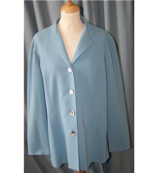 Cotswold Collections - Size: 14 - Blue - Smart jacket / coat