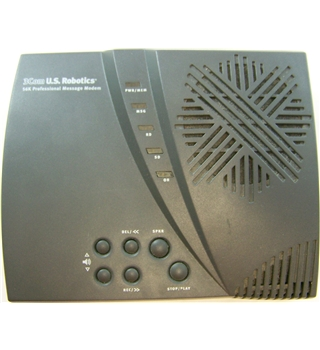 3Com U.S. Robotics 56K Professional Message Modem