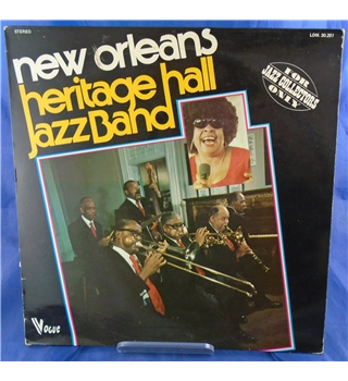 New Orleans Heritage Jazz Band  -