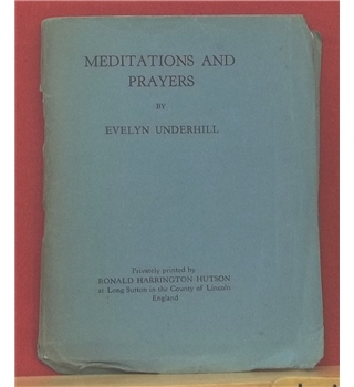 Meditations and Prayers